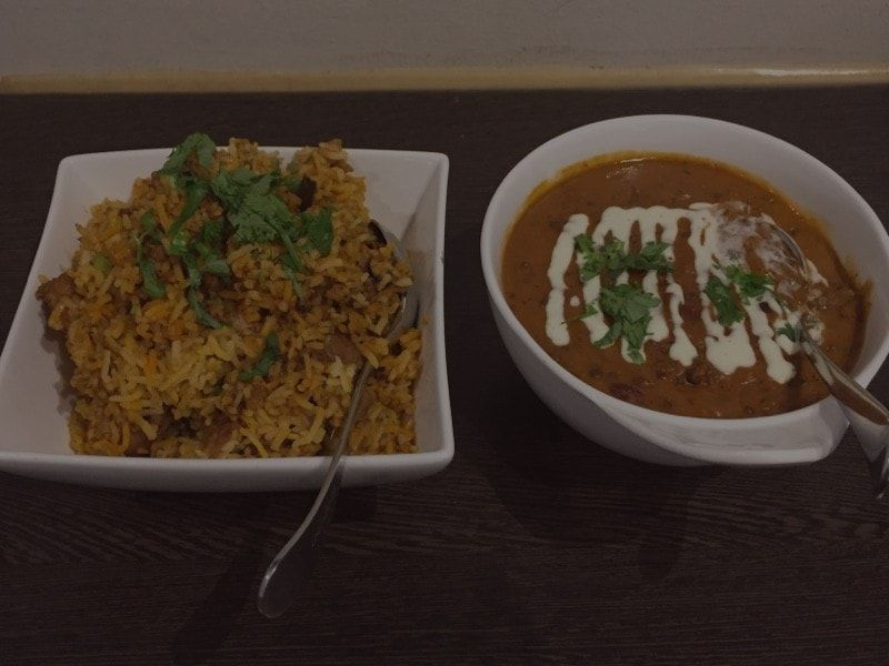 B&B – Biryani and Breads to Accompany